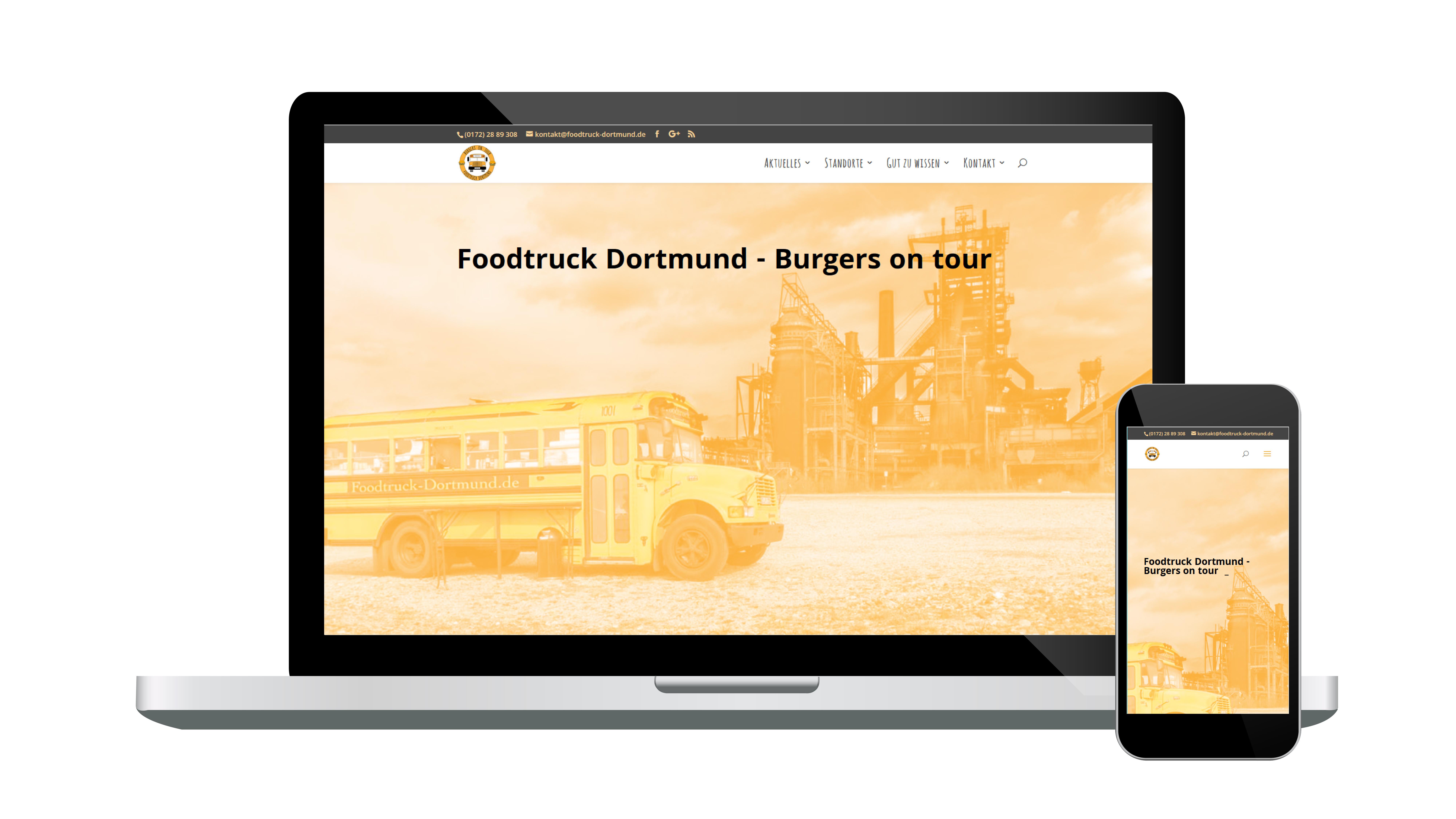 foodtruck dortmund kirsten deggim marketing design. Black Bedroom Furniture Sets. Home Design Ideas