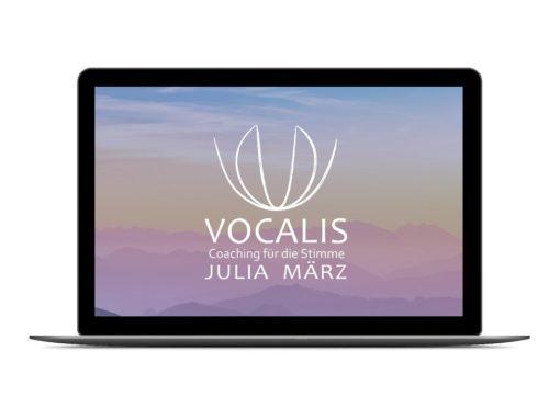 Vocalis – Coaching für die Stimme